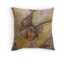 The Models Thigh Throw Pillow