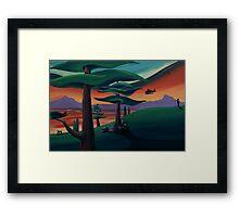 Seaplane #2 Framed Print
