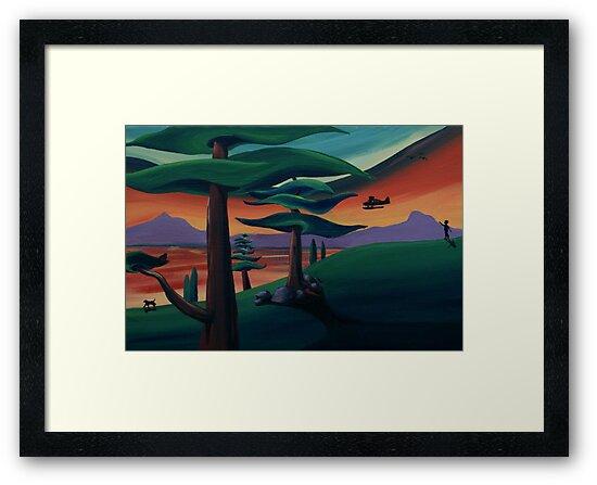 Seaplane #2 by Sarah  Mac