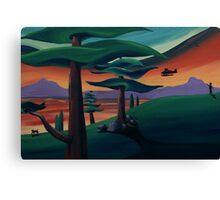 Seaplane #2 Canvas Print