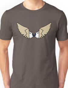 Castiel - Bold Angel Wings Unisex T-Shirt