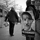 Obama has changed?  by elvisjak