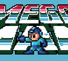 MegaMan by Painhax