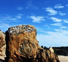 GlassHouse Rocks  Beach #7 Sticker