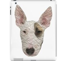 Bull Terrier II iPad Case/Skin