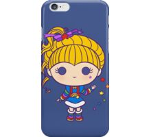 Funky Prism Girl iPhone Case/Skin