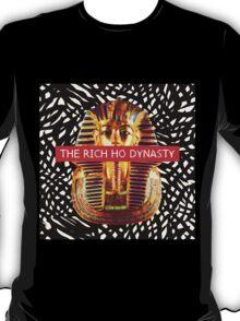 Geometric Rich Ho Dynasty (Black) T-Shirt
