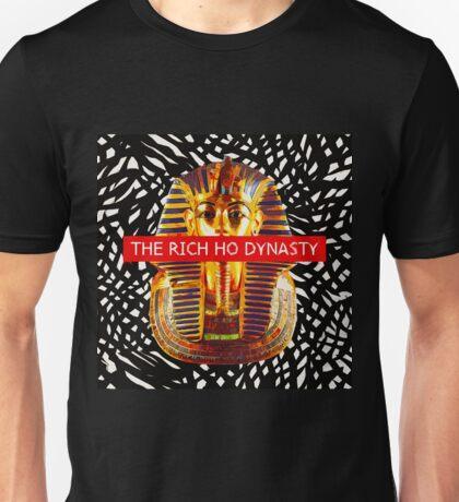 Geometric Rich Ho Dynasty (Black) Unisex T-Shirt