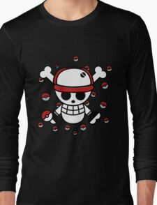 Red pirate 2 Long Sleeve T-Shirt