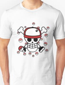Red pirate 2 Unisex T-Shirt
