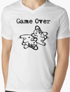 Pass the Pigs Oinker Mens V-Neck T-Shirt