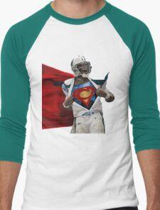 Cam Newton Carolina Panthers Men's Baseball ¾ T-Shirt
