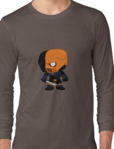 Deathstroke Arrow Long Sleeve T-Shirt