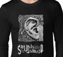 The Sounds Unsound Festival - White Long Sleeve T-Shirt