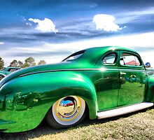 A Shiny rear end! by Kat36