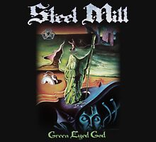 Steel Mill Green Eyed God Shirt! T-Shirt