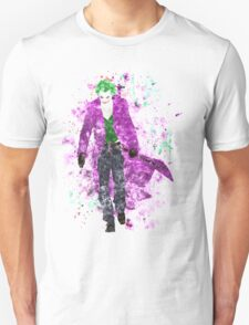 SuperVillain Splatter Graphic T-Shirt
