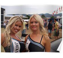 Jack Daniels Girls Poster