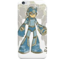 Steam Man iPhone Case/Skin