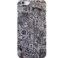BRAIN CELL - LARGE FORMAT iPhone Case/Skin