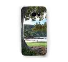 A restful outlook............! Samsung Galaxy Case/Skin