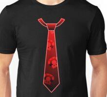 Mario Mushroom Tie Unisex T-Shirt