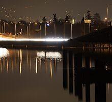 Light of Night Five by Santa Tom Kliner