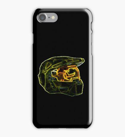 Neon Halo iPhone Case/Skin