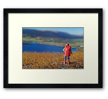 Small World #2 Framed Print