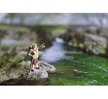 Small World #4 Photographic Print