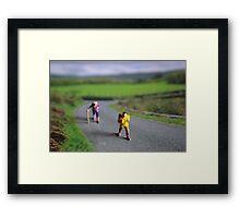 Small World #6 Framed Print