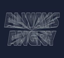 Always Angry One Piece - Short Sleeve