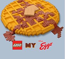Lego My Eggo! by untamedgaming