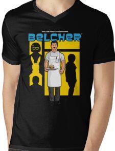 Belcher Mens V-Neck T-Shirt