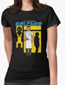 Belcher Womens Fitted T-Shirt