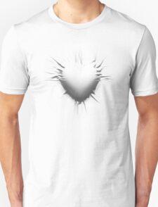 Heart Beneath Unisex T-Shirt