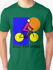 BUILT FOR SPEED-75 T-Shirt
