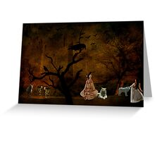Dover Castle Grounds Greeting Card