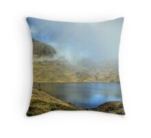 Levers Water..The Other Side Throw Pillow