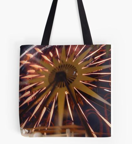 Fun Wheel Glow Tote Bag