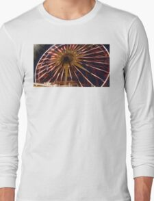 Fun Wheel Glow Long Sleeve T-Shirt