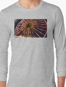 Fun Wheel Glow Long Sleeve T-Shirt