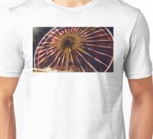 Fun Wheel Glow Unisex T-Shirt