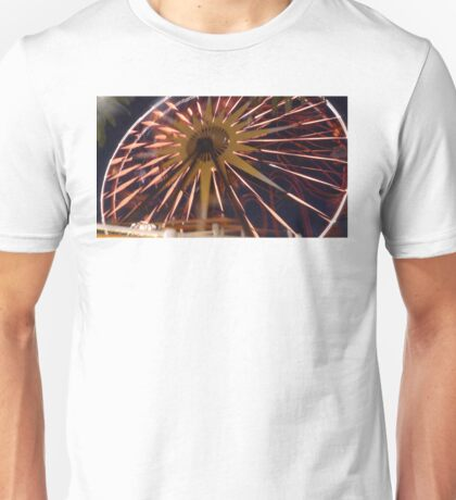 Fun Wheel Glow Unisex T-Shirt