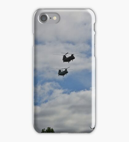 Helicopters iPhone Case/Skin