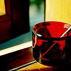Windowsill by bouche