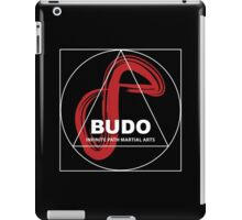 Infinite Path Martial Arts - Budo iPad Case/Skin