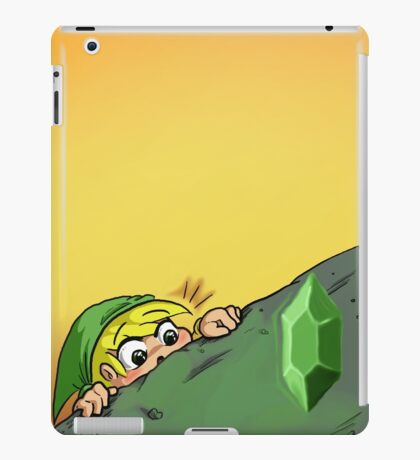 Anything for money iPad Case/Skin