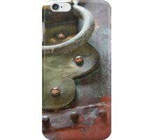 Alambic brass detail.... iPhone Case/Skin