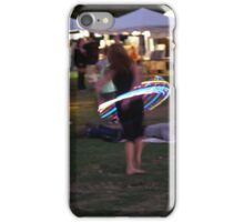 Hula Hoop iPhone Case/Skin